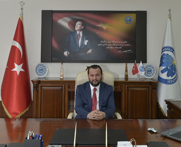 Rektör Prof.Dr. Mehmet AKGÜL